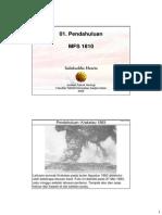 [Files.indowebster.com]-Geology Handout Geologi Dasar 2010 Salahuddin Hussein 2009