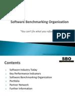 Software Benchmarking Organization