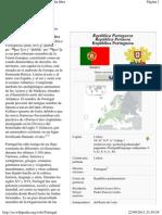 Portugal - Wikipedia, La Enciclopedia Libre