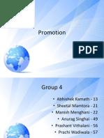 International+Marketing Promotion+