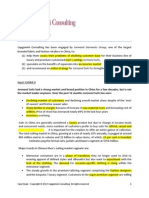 MBA Lateral Recruitment Case Study_IIM B