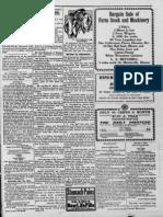 Thomas ASHFORD Obituary 1914