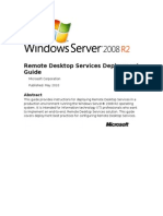 78156225 Remote Desktop Services Deployment Guide