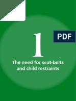Seat Belt Manual Module 1