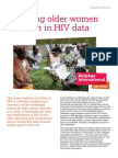 Including older women and men in HIV data