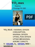 VO2 Max Kuliah-Prof Kiyatno
