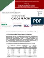 Recopilación casos prácticos IFRS