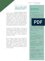 LCA - Informativo - Agosto 2013