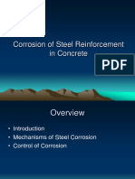 Copy of Steel Corrosion