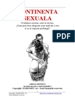 Continenta sexuala tehnici