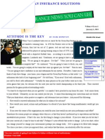 January 2014 Insurance News