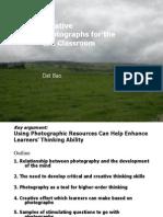Workshop Using Photographs