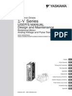 Manual Sigma V
