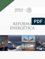 Reforma Energética 2014 México