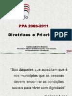 Planejamento Estratégico - Belém - Carlos Alberto