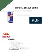 Red Bull Marketing Mix