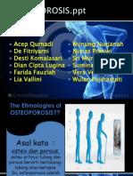 Presentasi Osteoporosis(2)