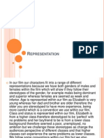 representation concept analyse