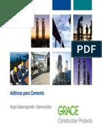 Presentación Grace en Argos Sabanagrande 030609