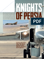 Knights of Persia - Islamic Republic of Iran Air Force Sukhoi Su-24 Fencer (Airforce Monthly Jan 2014), Babak Taghvaee