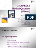 Phy110 - Chapter 1
