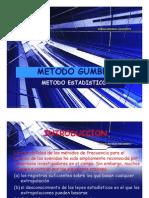 METODO GUMBEL HBN - Calculo Caudal Diseño Est. Hidraulicas.pdf