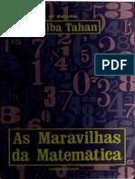 MALBA TAHAN as Maravilhas Da Matematica
