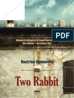 Two Rabbit - De Beatrice Ognenovici - Fragmente