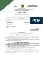 Dosarul Achizitiei Publice