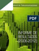 INFORME-COFETEL-2006-2012