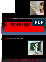 O PROFESSOR-reflexãoII