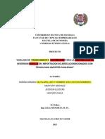 Proyecto de Finanzas Internacionales