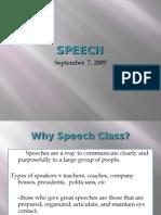 Speech Power Point 1