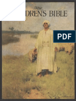The Childrens English Bible by Henry A.Sherman & Charles Foster Kent
