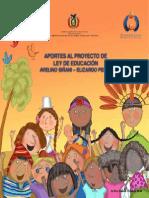 Proyecto de Ley Bolivia