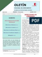 Boletin 1 2010- Infecciones en Situaciones Especiales