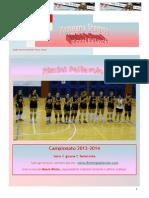 Rassegna Stampa 2013 Rimini Pallavolo femminile