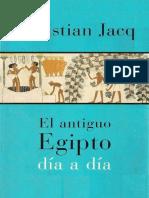 Jacq Christian - El Antiguo Egipto Dia a Dia