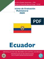 Ecuador - Follow-Up - 4th Round - ESP