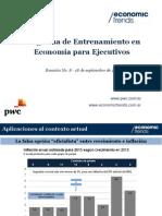 Economía para Ejecutivos M1 - Reunión 8 - Material de cierre