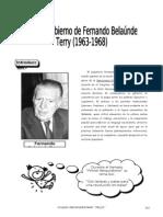 IV BIM - HP - 4TO AÑO - Guia 1 - Primer gobierno de Fernando