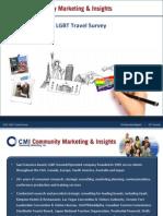 Community Marketing, Inc.'s 18th Annual LGBT Travel Survey (2013)