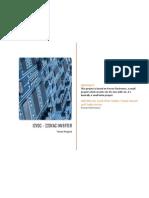 12 vdc to- 220 vac power converter report