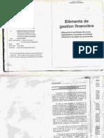 Element de Gestion Financière (1)
