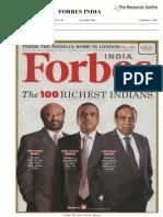 20131111043304Emami Clip - Forbes India 100 Rich List Nov 2013