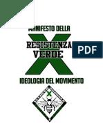 Manifesto Di Resistenza Verde 2.0