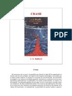 Ballard, J. G. - Crash (Español)