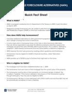 hafa fact sheet