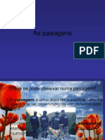 As paisagens.ppt