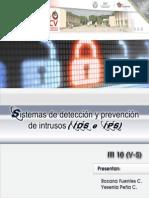 IPS IDS Seguridad de la información